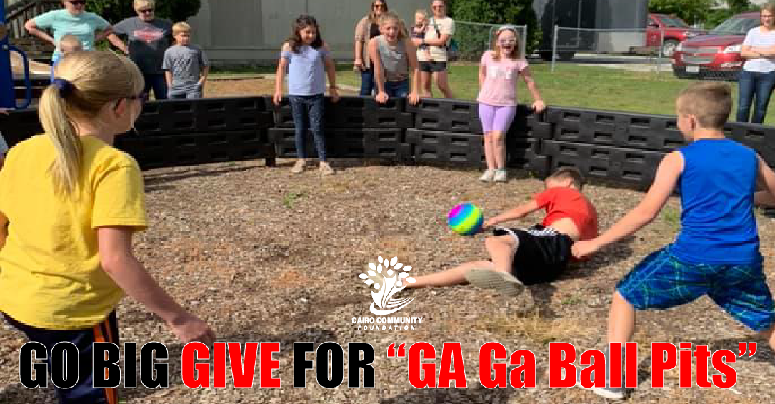 Go Big Give Cairo Community Foundation